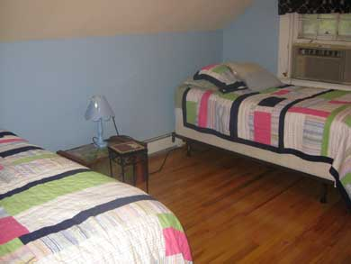 Dennisport Cape Cod vacation rental - Bedroom #5 Twins / 2nd Floor