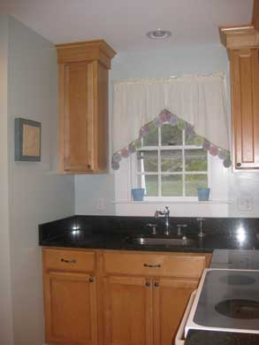 Dennisport Cape Cod vacation rental - Kitchen with Granite Countertops