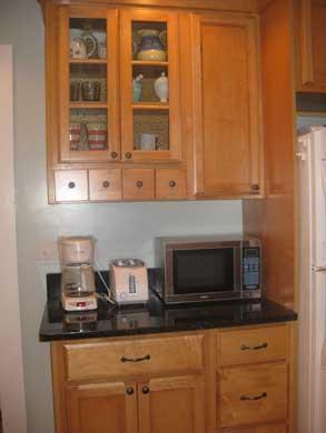 Dennisport Cape Cod vacation rental - Kitchen with Granite Countertops