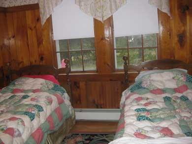 Dennisport Cape Cod vacation rental - Bedroom #2 Twins /1st Floor
