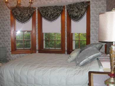 Dennisport Cape Cod vacation rental - Bedroom #3 Double / 1st Floor - Double Opens to Sun Porch
