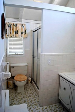 New Seabury, Popponesset Beach  New Seabury vacation rental - Bathroom off of Master Bedroom