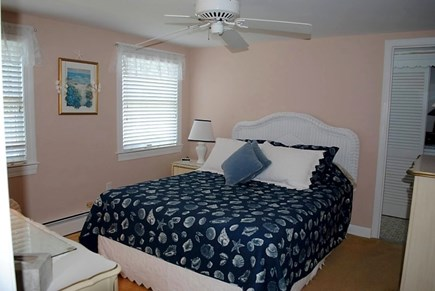 New Seabury, Popponesset Beach  New Seabury vacation rental - Master Bedroom with bath