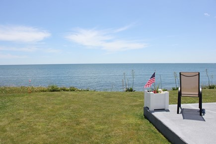 New Seabury, Popponesset Beach  New Seabury vacation rental - Your chair is waiting...