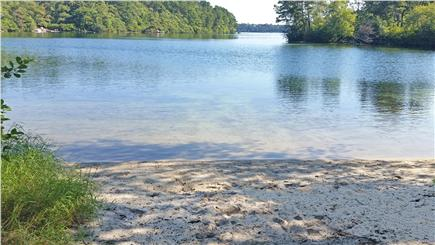 Brewster Cape Cod vacation rental - Walk to private beach on Sheeps Pond