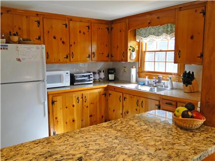 West Yarmouth Cape Cod vacation rental - Spacious kitchen, new countertops