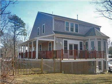 West Dennis Cape Cod vacation rental - Outside