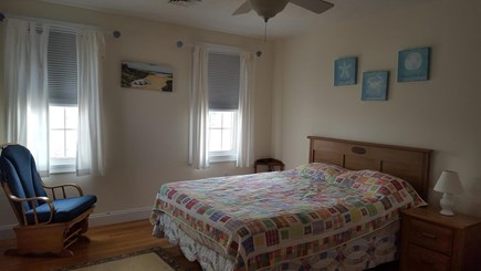 West Dennis Cape Cod vacation rental - Bedroom with queen bed