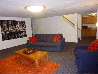Mashpee Cape Cod vacation rental - Huge basement playroom/tv room