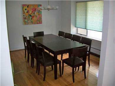 Mashpee Cape Cod vacation rental - Dining with elegance.