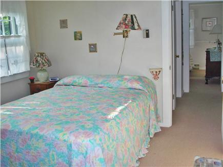 Eastham, Great Pond Area Cape Cod vacation rental - Master BR-Queen size bed, closet, dresser, private bath, laundry