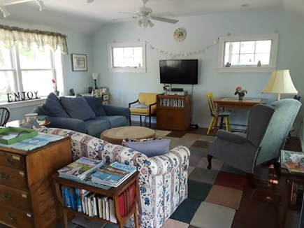 Eastham, Great Pond Area Cape Cod vacation rental - Seating enough for the whole crew!