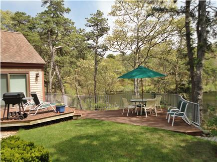Chatham Cape Cod vacation rental - Sun deck with southerly exposure.