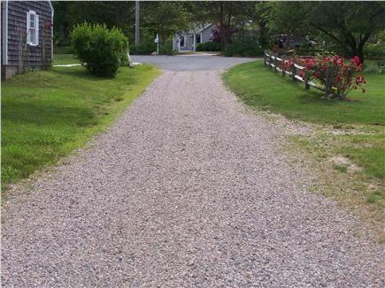 Brewster Cape Cod vacation rental - Private Pebbled Dead-end Lane