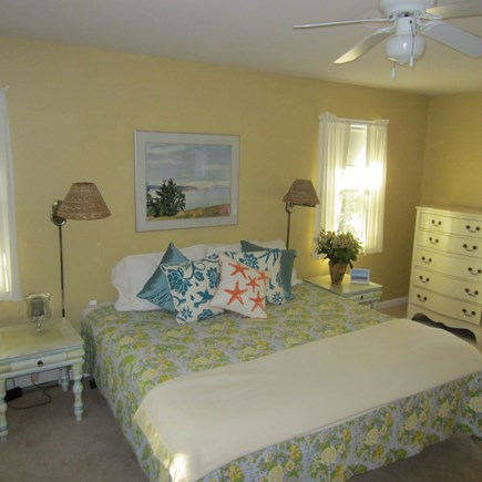 Brewster Cape Cod vacation rental - First Floor Master Bedroom