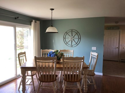 Brewster Cape Cod vacation rental - Spacious Dining Plan