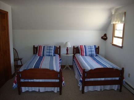Eastham Cape Cod vacation rental - Second Floor - Bedroom #2 - Twin Beds