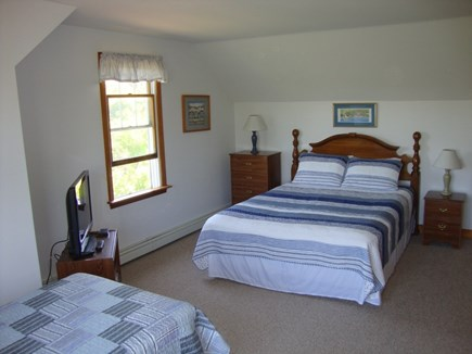 Eastham Cape Cod vacation rental - Second Floor - Bedroom #1 - Queen Bed, Twin Bed