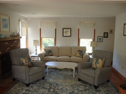 Eastham Cape Cod vacation rental - Comfortable Living Room Newly Furnished,TV,Cable, Internet/WIFI