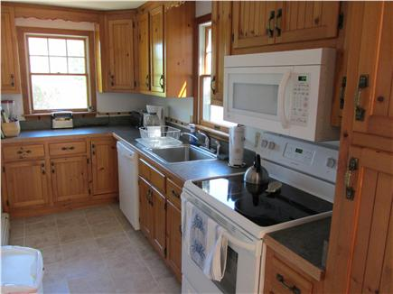 Eastham Cape Cod vacation rental - Kitchen new appliances