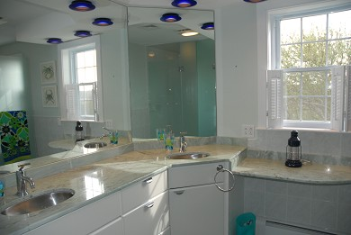 Sandwich/Sagamore Beach Sagamore Beach vacation rental - Master bathroom