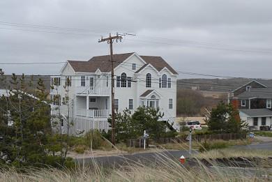 Sandwich/Sagamore Beach Sagamore Beach vacation rental - Home from the beach path