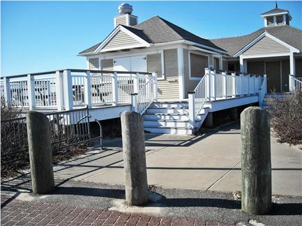 West Yarmouth Cape Cod vacation rental - Seagull Beach Bathhouse