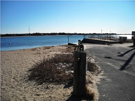 West Yarmouth Cape Cod vacation rental - Englewood Beach on Lewis Bay, a beautiful place.