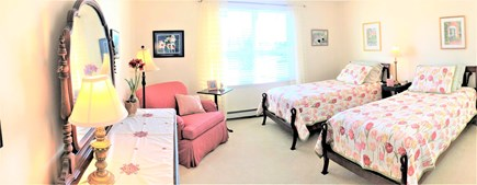 East Orleans Cape Cod vacation rental - Beautifully appointed 2nd floor guest room