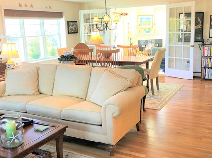 East Orleans Cape Cod vacation rental - Gorgeous open floor plan