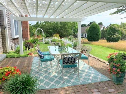 East Orleans Cape Cod vacation rental - Covered patio-perfect for summer entertaining