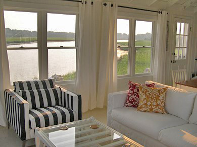 Centerville Centerville vacation rental - Perfect place to sit and watch the water, 42'' lcd or fireplace