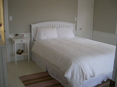 Centerville Centerville vacation rental - Larger of the queen bedrooms, with half bath