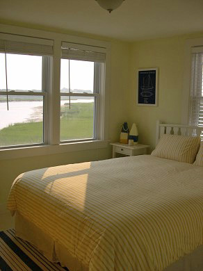 Centerville Centerville vacation rental - Second queen bedroom with amazing water views