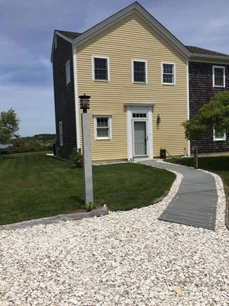 Wellfleet Cape Cod vacation rental - Entrance View
