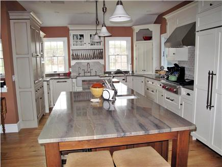 Wellfleet Cape Cod vacation rental - Full kitchen view
