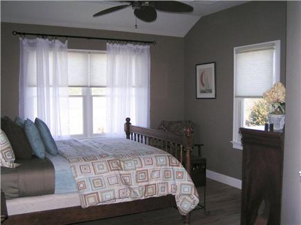Wellfleet Cape Cod vacation rental - Master Bedrooms with water views