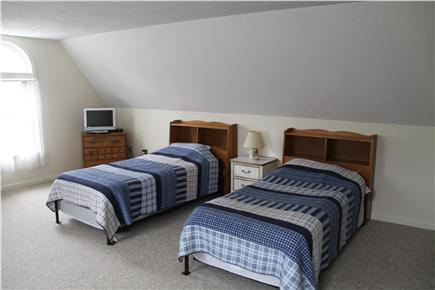 Brewster Cape Cod vacation rental - Bonus room with two twin beds w/trundles below
