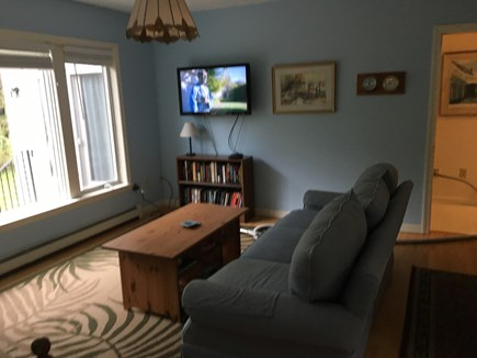 Brewster Cape Cod vacation rental - Remodeled TV and game room