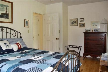 Brewster Cape Cod vacation rental - Bedroom #3 with full size bed