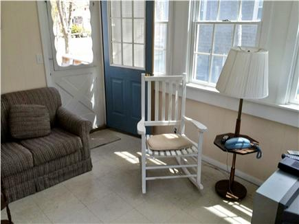 New Seabury New Seabury vacation rental - Three season porch