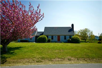 East Orleans Cape Cod vacation rental - Gorgeous 3 Bedroom home on manicured grounds.