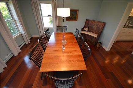 East Orleans Cape Cod vacation rental - Beautiful Dining Room
