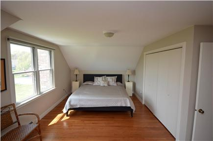 East Orleans Cape Cod vacation rental - Master- King Bed/ Flatscreen TV