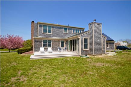 East Orleans Cape Cod vacation rental - View of back of house