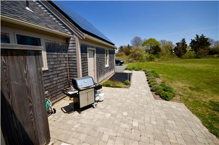East Orleans Cape Cod vacation rental - Additional Patio and gas grill