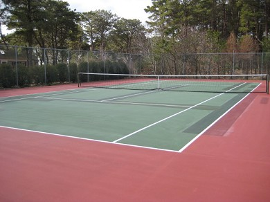 Eastham Cape Cod vacation rental - Private Association Tennis Courts