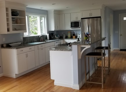 Eastham Cape Cod vacation rental - Custom Kitchen