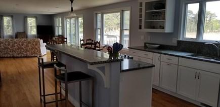 Eastham Cape Cod vacation rental - Open Floor Plan - 25 Feet of Glass Overlooking Salt Marsh
