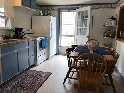 Bass River / South Yarmouth Cape Cod vacation rental - Bright sunny fully equipped kitchen
